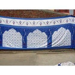 Printed Sidewall Tent