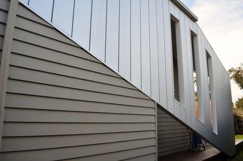 Wall cladding aluminum panel cladding retailer from jaipur - Exterior cladding cost comparison ...