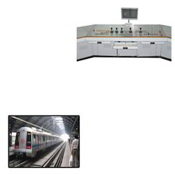 Control Desk for Metro Station