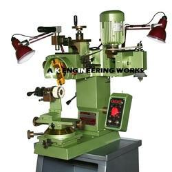 Double Head Zig Zag Bangle Ring Faceting Machine