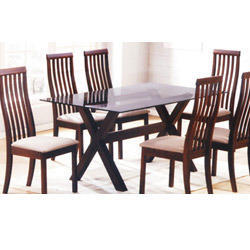 Glass Top Dining Table Set Dining Room Furniture Varatharaj