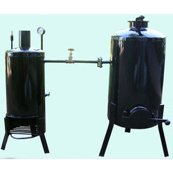 Cashew Nut Cooker System
