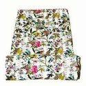 Cotton Sari Kantha Bedspread Quilt