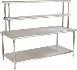 kitchen work tables work table with top rack manufacturer from