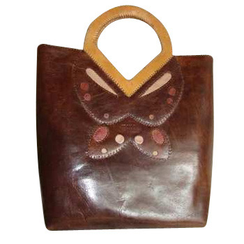 Handcrafted Leather Bags - Handcrafted Brown Leather Bag Manufacturer from  Jaipur 84ab50ee6d69e