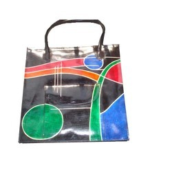 Fancy Leather Hand Bag
