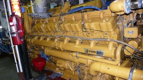 Used CATERPILLAR Marine Engine and Spares - Good Used Caterpillar