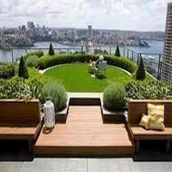 Terrace Garden Design In Kolkata