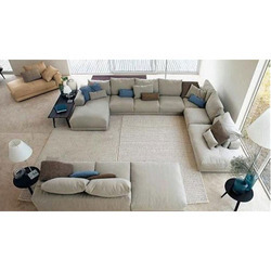 Sectional L Sofa