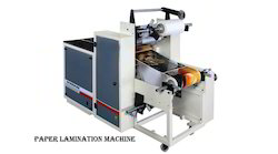 Silver Paper Lamination Roll Making Machine