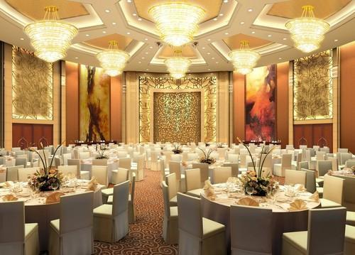 Banquet interior design services
