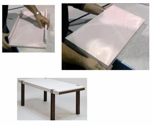 Corian Table Top Table Design  Corian Table Top Design Exporter From Mumbai