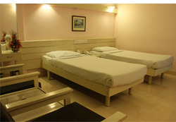 Twin Bedded Double Ac Room