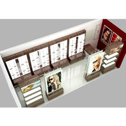 Modular Optical Showroom Display
