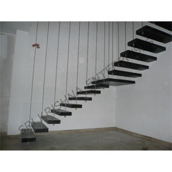 Stair Structure View Specifications Details Of Railings