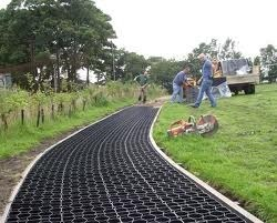 Plastic Grass Paver At Best Price In India