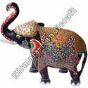 Elephant Meena Painting