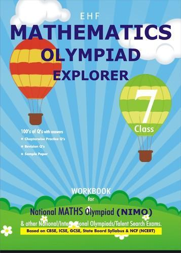 Mathematics Olympiad Explorer Class 7 Books