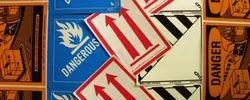 Domestic Hazardous Shipping