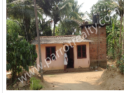 45cent land with a small house in Cherukaattoor