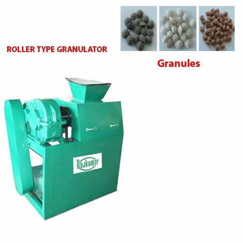 Granulator Machine - Ball Type Granulator Machine