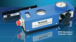 Mechanical Hydraulic Tester