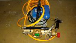 Agricultural Motor Sprayer