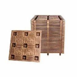 Compressed Wooden Pallet