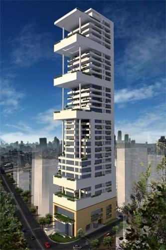 JK House Residential Flats in Mumbai, Worli by Talati And Panthaky ...