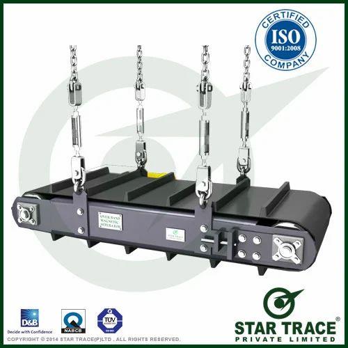 Overband Magnetic Separator Overband Magnet Manufacturer