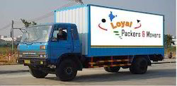 Household Goods Transportation Moving Shifting Services, Capacity / Size Of The Shipment: 5 Ton