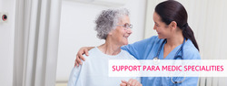 Support Para-Medic Specialities