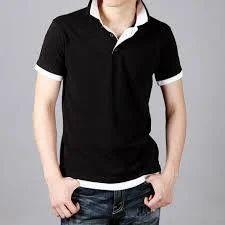 Men T-Shirt (with Collar)