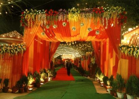 Indian wedding decoration services in new delhi aastha caterers and indian wedding decoration services junglespirit Image collections