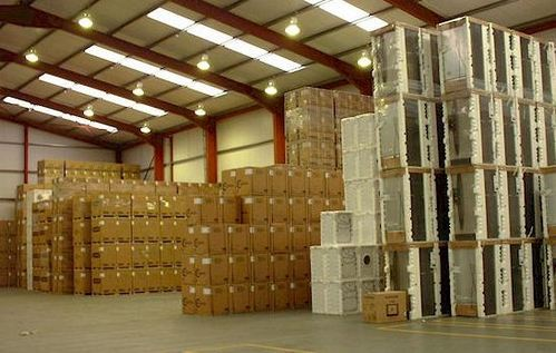 Warehousing Warehousing Job Work In Vishwakarma Industrial Area