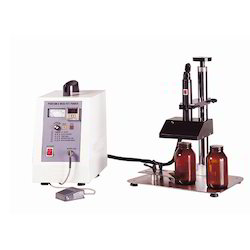 Semi Automatic Induction Sealing Machine