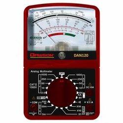 Heavy Duty Analogue Multimeter