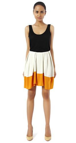 99e3743d52 Pleated Umbrella Skirt With Border by 3.1 Phillip Lim - Le Mill ...