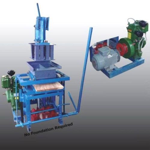 Mini Block 2 Vibro Press