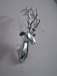 Small Sized Wall Mount Stag Head