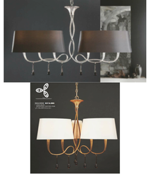 Mantra Modern Chandelier Paola