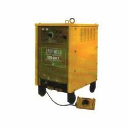Thyristorised DC TIG Equipment