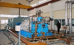 Back Pressure Steam Turbine - View Specifications & Details of Steam ...
