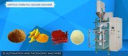 Inpak Sattu Packaging Machine