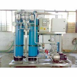 Standard Water Treatment Plant