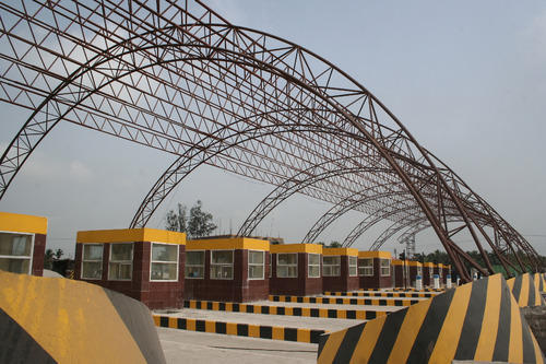 Tubular Steel Structure Manufacturer From Kolkata