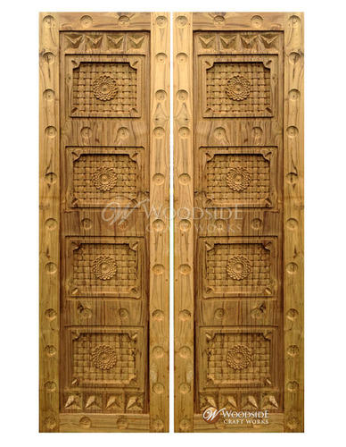 Teak Wood Temple Doors Teak Wood Temple Door