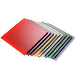 Colored Acrylic Sheet - View Specifications & Details of Acrylic ...
