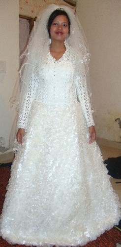 Grace Charistian Wedding Gown & Bridal Make-Up, New Delhi ...