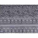 Indian Hand Block Printed Bed Sheet